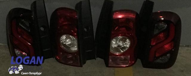 сравнение фонарей Рено Дастер и Рено Дастер 2