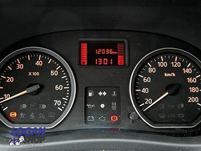 Загорается индикатор АБС на скорости от 80 км/ч на Рено Логан. В чем причина проблемы?
