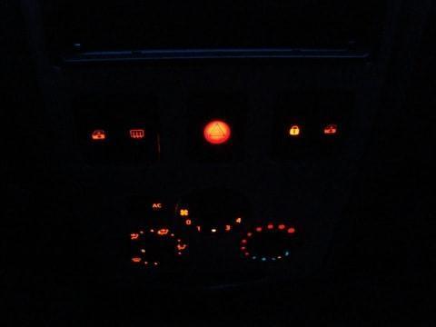 подсветка центральной консоли